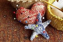 Crochet / Ganchillo / by Teresa