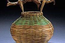 ART - Pottery, Ceramic, & Baskets / by Jennifer Ray Miller