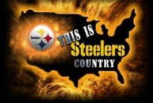 Steelers Country! #NFL / by Kendall Waite