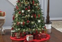 Christmas Trees / There are several reasons you'll want to consider our World's Best Christmas Trees, besides their lifelike realism. / by Hammacher Schlemmer