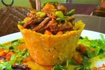 Puerto Rican Food :) / by Wandy Nieves-Castro