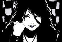 Anime, Movie & Comic Art
