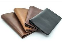 Men's Wallets / Explore a wide variety of Men's Italian Leather Wallets; from classic bi-fold or tri-fold leather wallets, simple I.D. leather wallets, checkbooks, and credit card leather wallets. We have the perfect style to fit your needs.
