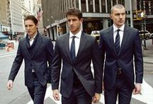 Men's Business Fashion /  Timeless Gentlemen's Attire