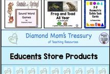 Educents products / These are products in my Educents store
