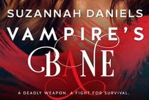 Vampire's Bane, a novel / Vampire's Bane is a mature YA paranormal story.