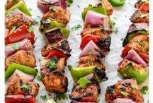 GRILLING RECIPES + SUMMER RECIPES