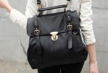 Leather BackPacks / A Fine Leather Backpack is Perfect for a Casual Day!