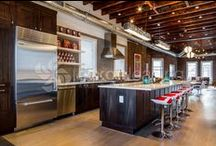 Kitchens / Some of our favorite kitchen areas