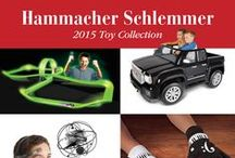 2015 Toy Collection / Unique Toys and Gifts to help Santa out this year.  / by Hammacher Schlemmer