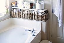 Bathrooms / by Mary Konow