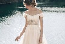 WEDDING: dress / by Christina Brewer