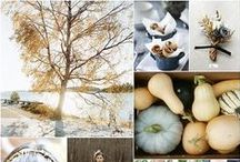 WEDDING: summer | fall / by Christina Brewer