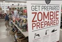 Zombie Apocalypse // Zombies / Emergency preparedness. / by Vanessa Barcellos