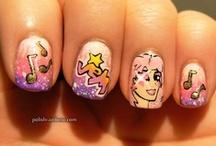 Nails / by Vanessa Barcellos