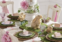 Ideas: Table Settings / I love to decorate, specially I love to set my table beautifully. In these boards there are a lot of ideas to get inspired...