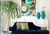 Moroccan Style / Moroccan Style is hot for 2013! Adding exotic elements to your space evokes a sense of well-travelled, sophistication. / by Primed By Design Inc