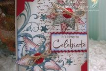 Cards: Patriotic / Get inspired by these great sample cards perfect for any Patriotic event.