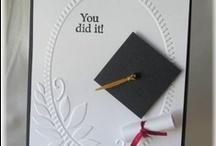 Cards: Graduation / for the graduate...
