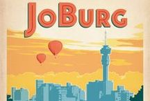Joahnnesburg / A few ideas of things to see and do in beautiful Johannesburg.