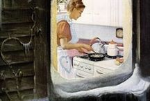 Vintage Housewife / by Maria Harvey