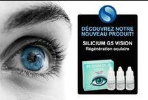 SISTEMA OCULAR / SYST. OCULAIRE / Silicio G5 y el sistema ocular. Silicium G5 et le système oculaire.