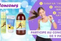 SORTEOS / CONCOURS / Participe à nos jeux concours et remporte des produits cosmétiques gratuits sur Facebook! https://www.facebook.com/siliciumfrance