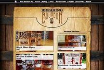 Bourbon Bottles / Photography from www.BreakingBourbon.com