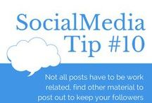 Social Media / Tips and facts on how to use social media for businesses, from the simplest little things you can do, to general facts about the social media industry itself. Brought to you by our social media girl, Sophie. Follow her twitter @sophiebowlerhat for more information and updates on the social media world. Enjoy! :)