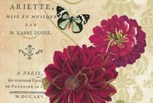 Cards: Free Printables / to use in Scrapbooking, Cardmaking or any other Decoration