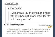 my  humor / Just funny stuff