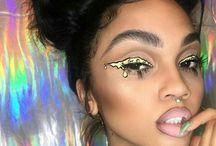 makeup / Face art