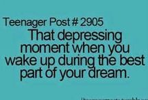 teenager  posts / How is this so relatable?
