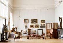 interiors / interior design - furniture - decor - architecture