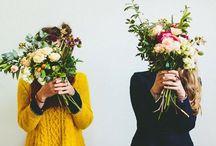 FLOWERS. / by Anouschka Koning
