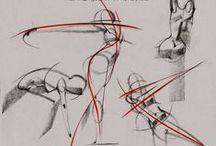 Ref - Loose/Gesture Studies