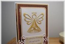 Cards: Stitched / Prick your paper; stitch and make beautiful cards.