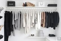 """Closet / Legendary quote by a legendary woman - Sarah Jessica Parker - """"I like my money right where I can see it... hanging in my closet."""""""