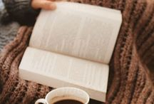"""Reading books / """"For one who reads, there is no limit to the number of lives that may be lived, for fiction, biography, and history offer an inexhaustible number of lives in many parts of the world, in all periods of time."""""""