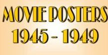 Movie Posters :: 1945-1949 / Movie Posters spanning the year 1945 thru 1949. All film genres are included