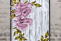 """cards: Altenew / Beautiful flower cards made using """"Altenew"""" stamps and dies"""