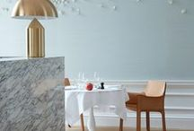 Spring Restaurant / Briony Fitzgerald Design