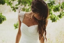 Swooning... / Wedding styles... / by Gourmet-licious Fashion, Fitness