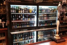 Beers / 90 + bottled beers to choose from at O'Neals Pub and 8 draught beers on tap.
