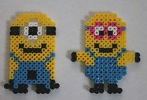 Perler beads / by Amanda Eklund