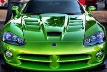 Cars I Like 2 / by Steve Odom