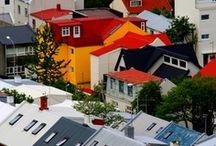 Telhados, Fachadas, Terraços e Varandas