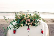 exits / all things beautiful for wedding ceremony + reception exits...