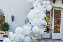 balloons / all things beautiful for balloons...