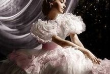 gowns as..dream! / airies and fairies like dolls!